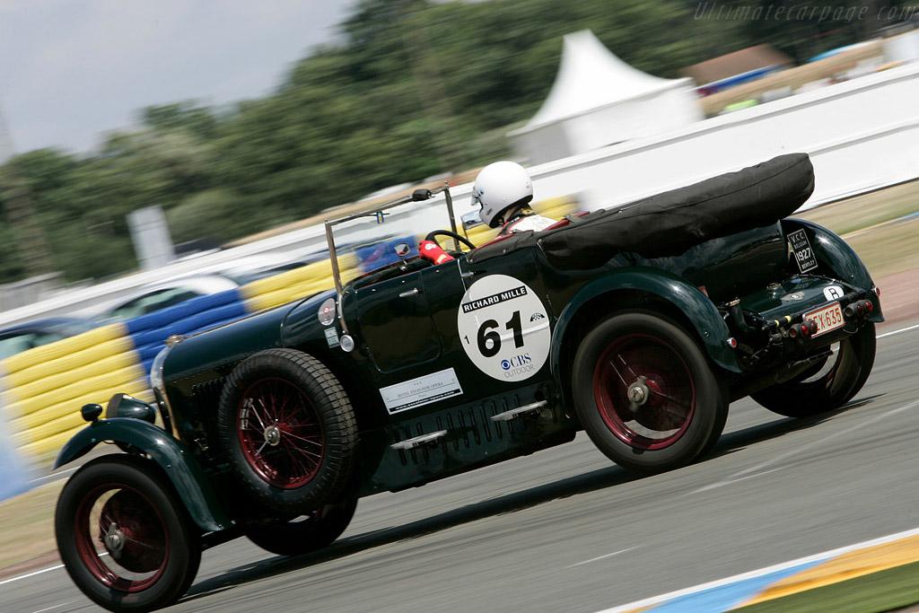 Bentley 4 5l Tourer 2008 Le Mans Classic