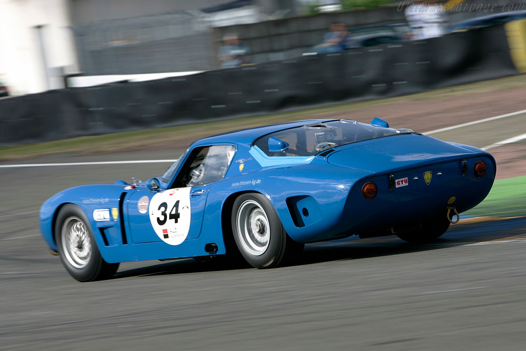 Bizzarrini 5300 GT - Chassis: IA3 0252   - 2008 Le Mans Classic