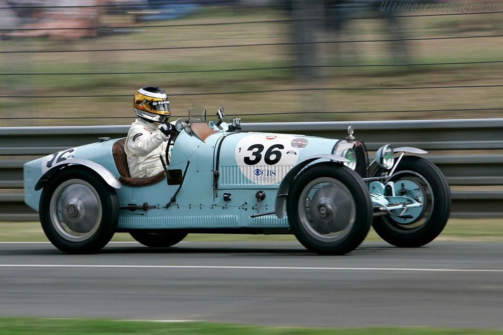 Bugatti Type 35    - 2008 Le Mans Classic