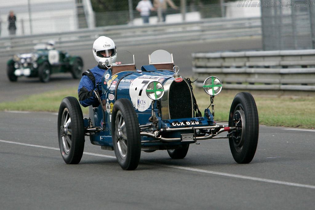 Bugatti Type 37A    - 2008 Le Mans Classic