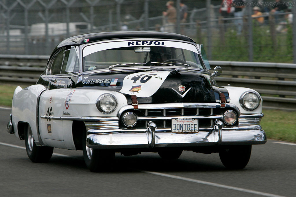 Cadillac Series 61 Coupe    - 2008 Le Mans Classic