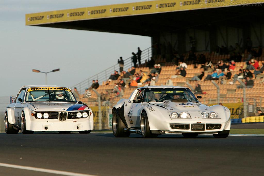 Chevrolet Corvette    - 2008 Le Mans Classic