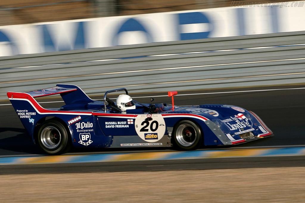 Chevron B31 - Chassis: B31-75-04   - 2008 Le Mans Classic