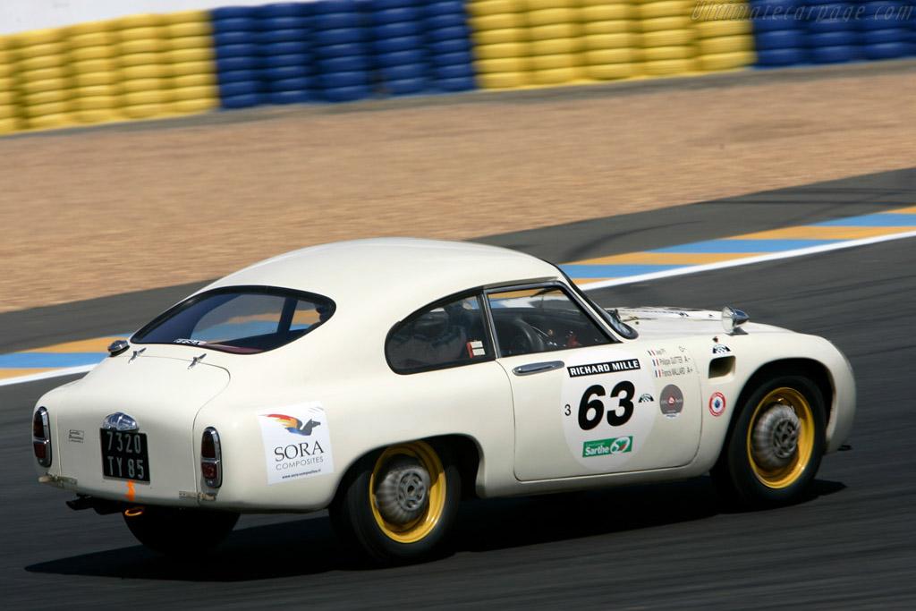 DB HBR5 Coach    - 2008 Le Mans Classic
