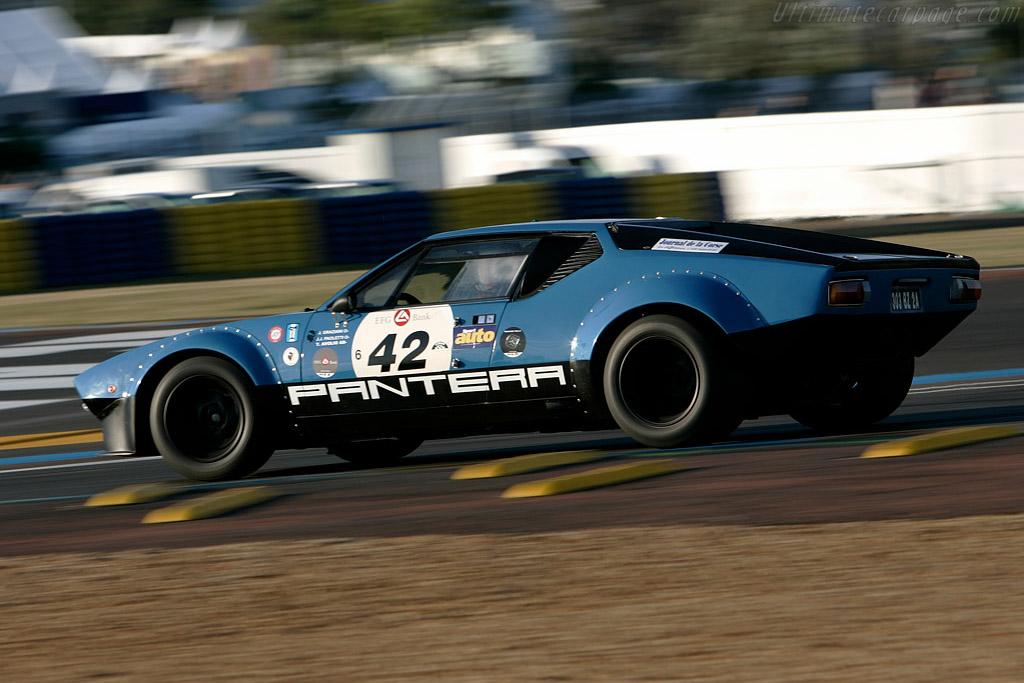 DeTomaso Pantera Group IV - Chassis: 01189   - 2008 Le Mans Classic