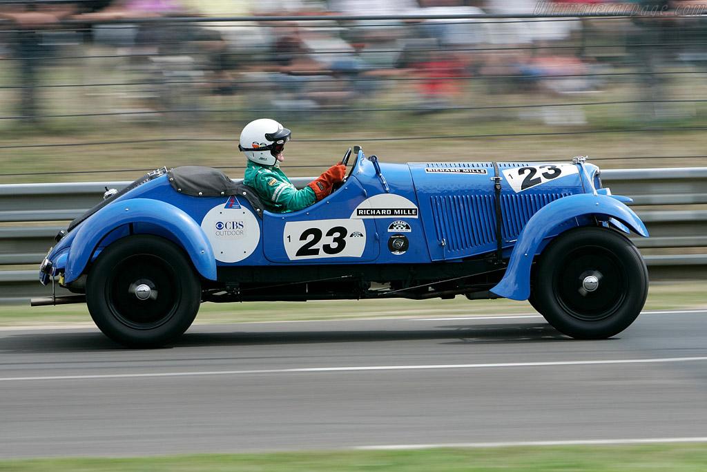 Delahaye 135    - 2008 Le Mans Classic