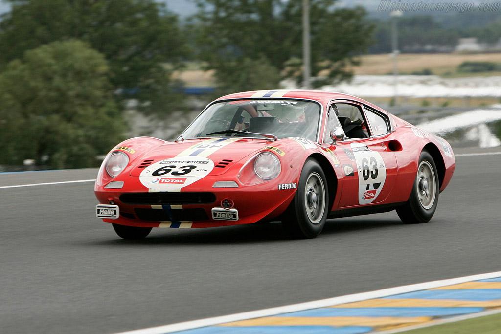 Ferrari 246 Gt Dino 2008 Le Mans Classic