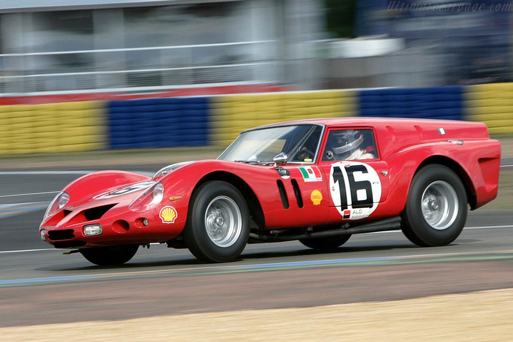 Ferrari 250 GT Breadvan - Chassis: 2819GT   - 2008 Le Mans Classic