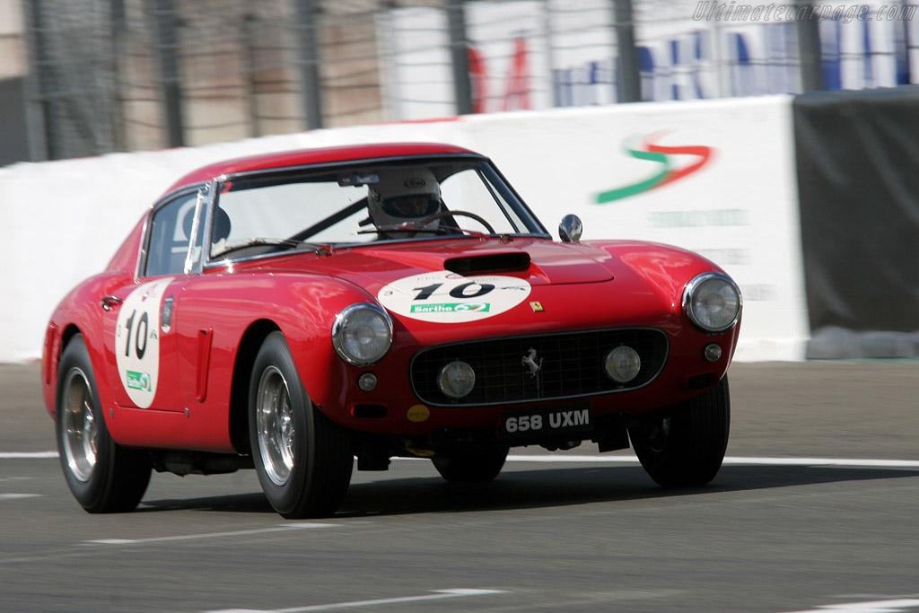 Ferrari 250 GT SWB - Chassis: 2551GT   - 2008 Le Mans Classic