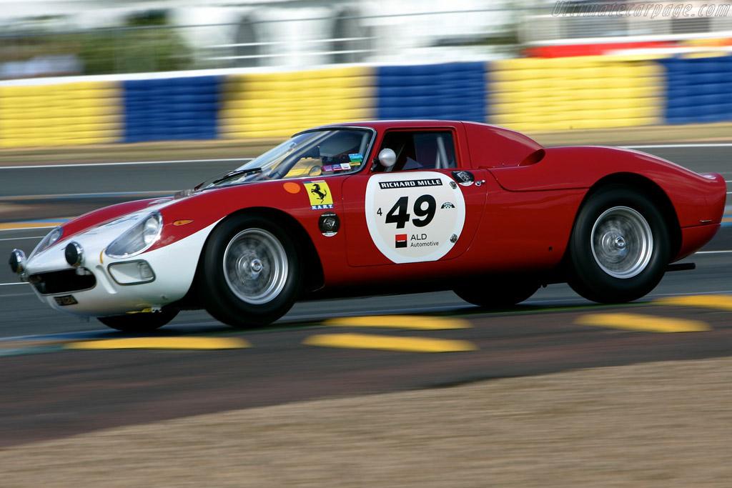 Ferrari 250 LM - Chassis: 5909   - 2008 Le Mans Classic