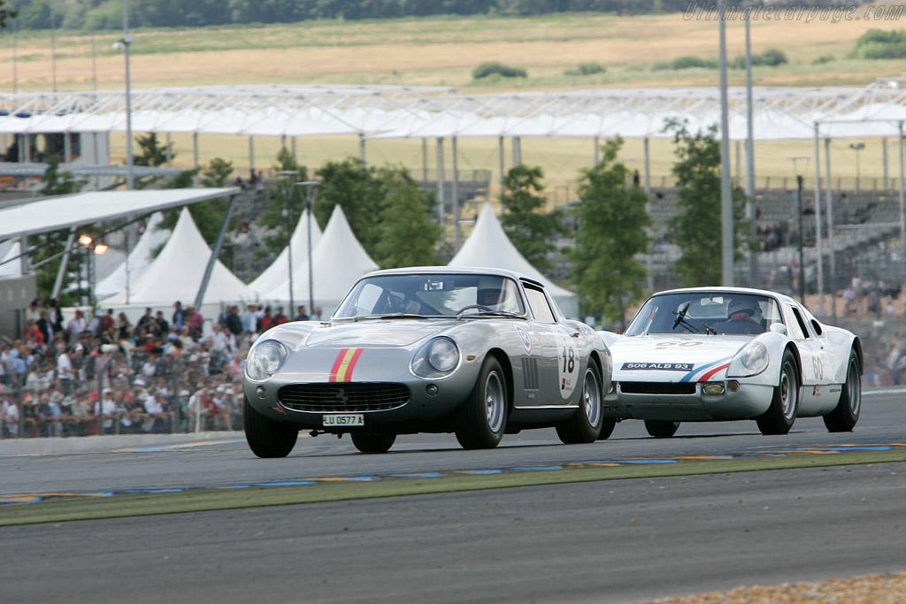 Ferrari 275 GTB - Chassis: 06881   - 2008 Le Mans Classic