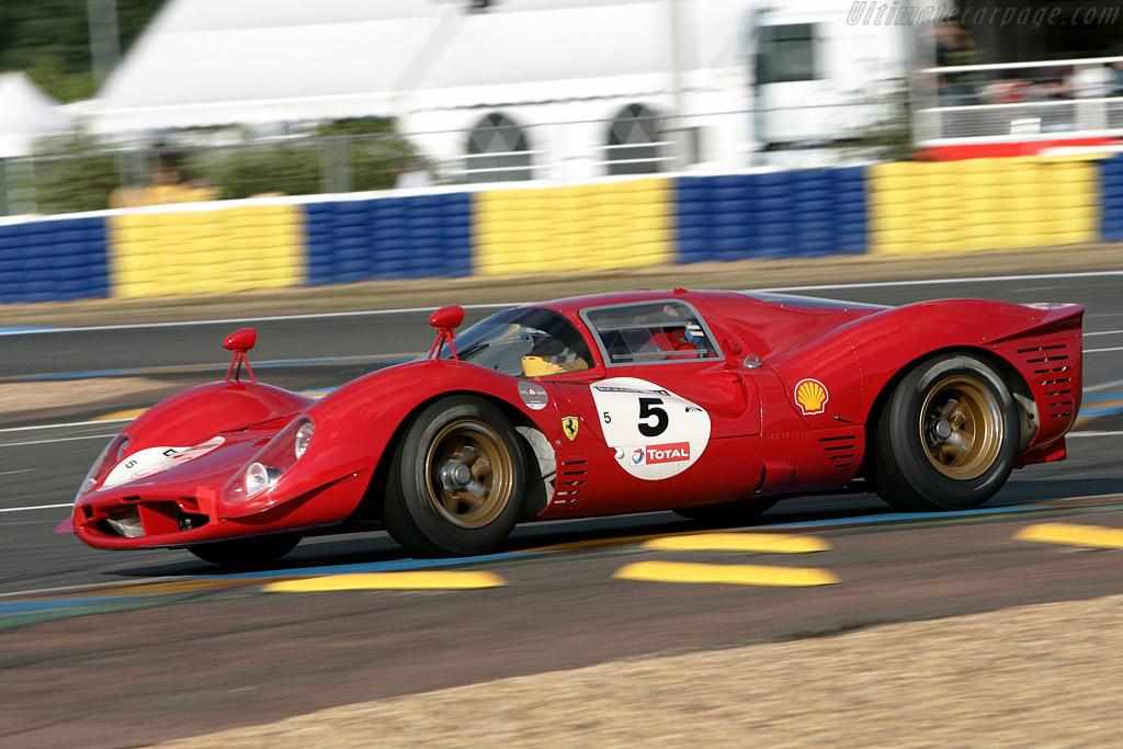 Ferrari 330 P3 - Chassis: 0844   - 2008 Le Mans Classic