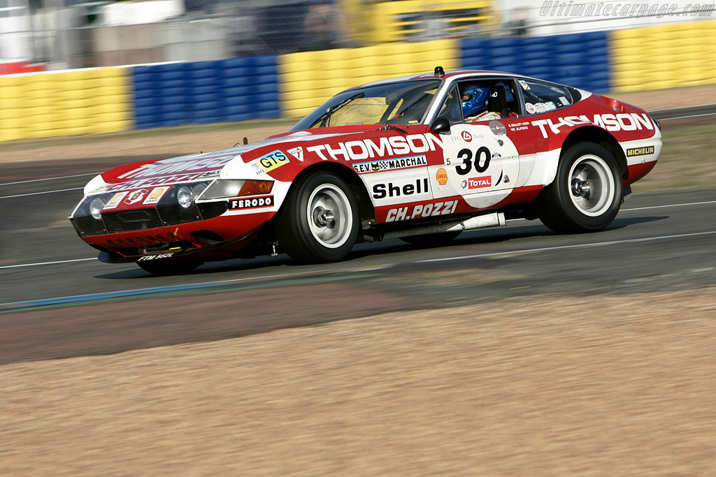 Ferrari 365 GTB/4 Daytona - Chassis: 16363   - 2008 Le Mans Classic