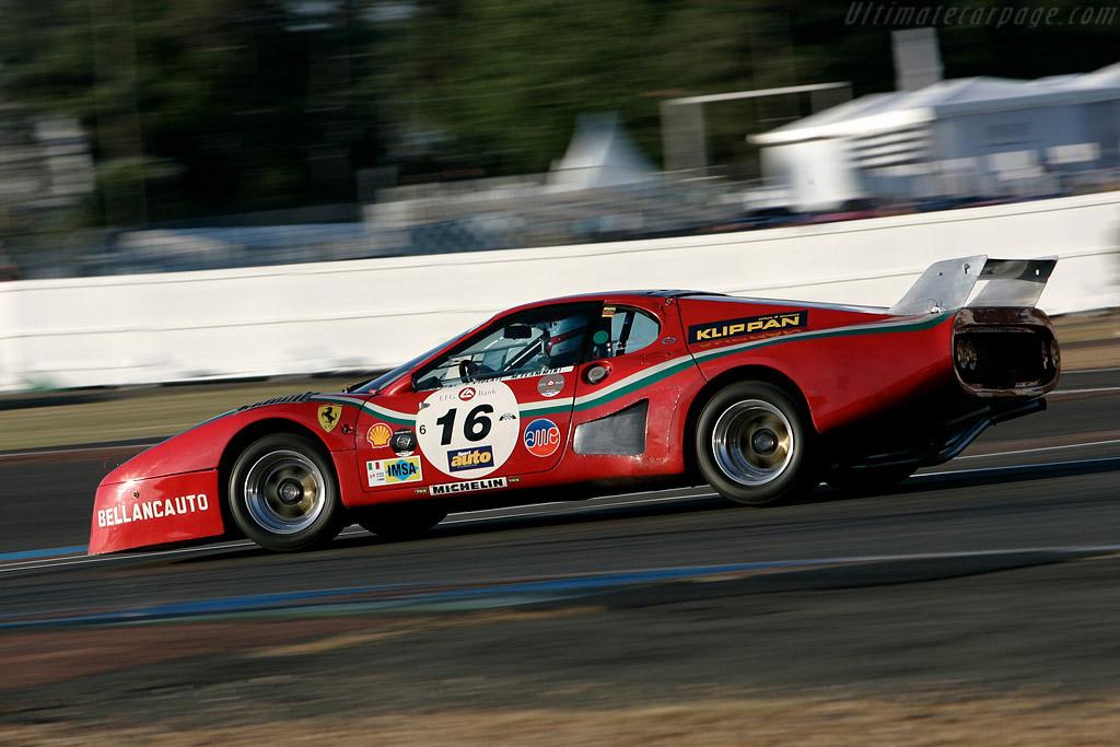 Ferrari 512 BB LM - Chassis: 28601 - Driver: Mr John of B  - 2008 Le Mans Classic