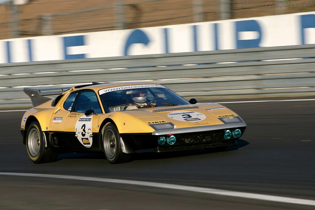 Ferrari 512 BB LM - Chassis: 22715   - 2008 Le Mans Classic