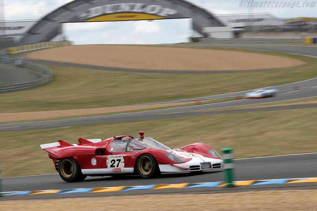 Ferrari 512 S - Chassis: 1016   - 2008 Le Mans Classic