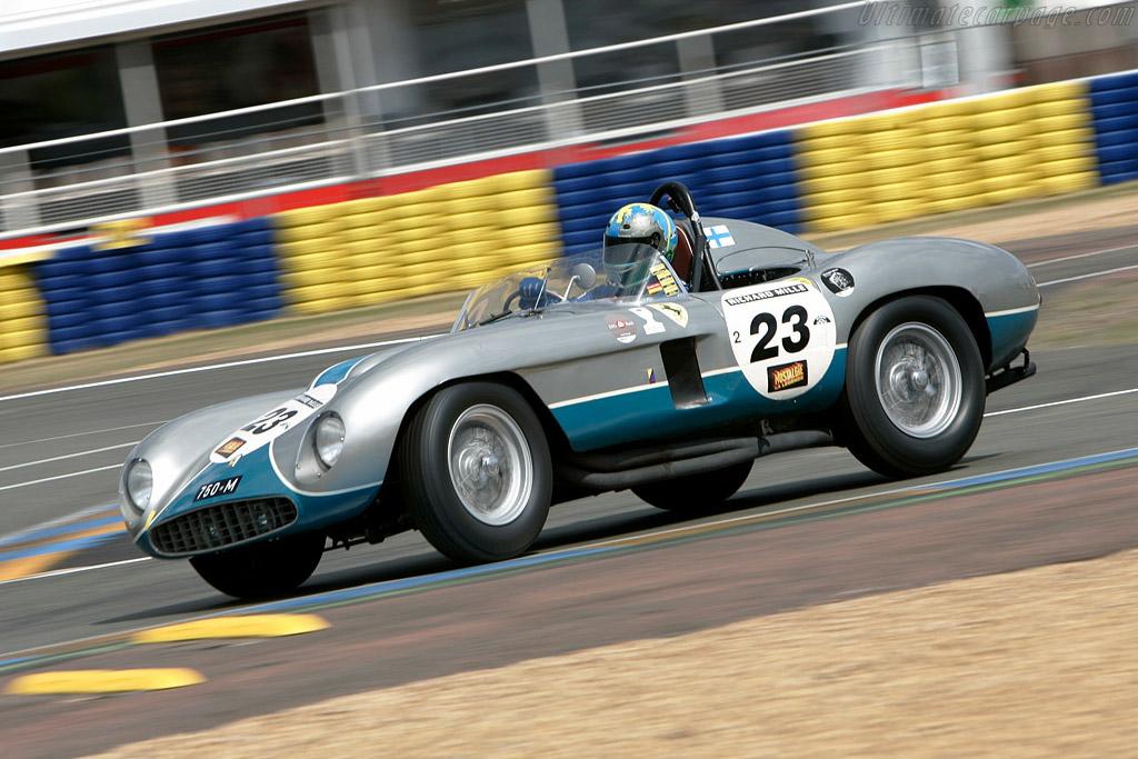 Ferrari 750 Monza - Chassis: 0568M   - 2008 Le Mans Classic