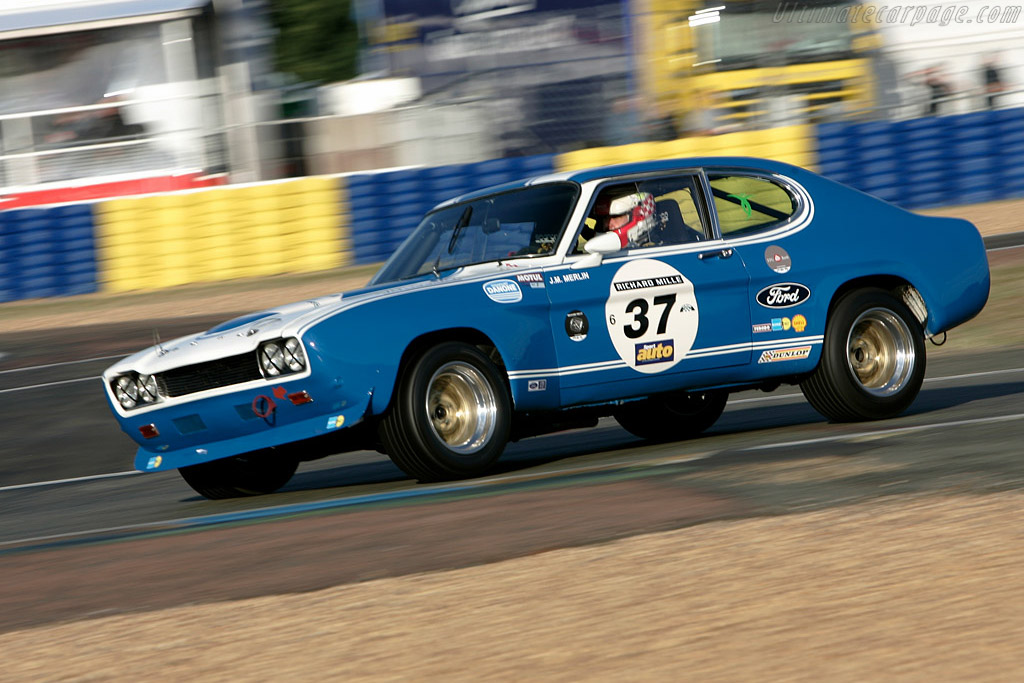 ford capri 2600 rs 2008 le mans classic. Black Bedroom Furniture Sets. Home Design Ideas