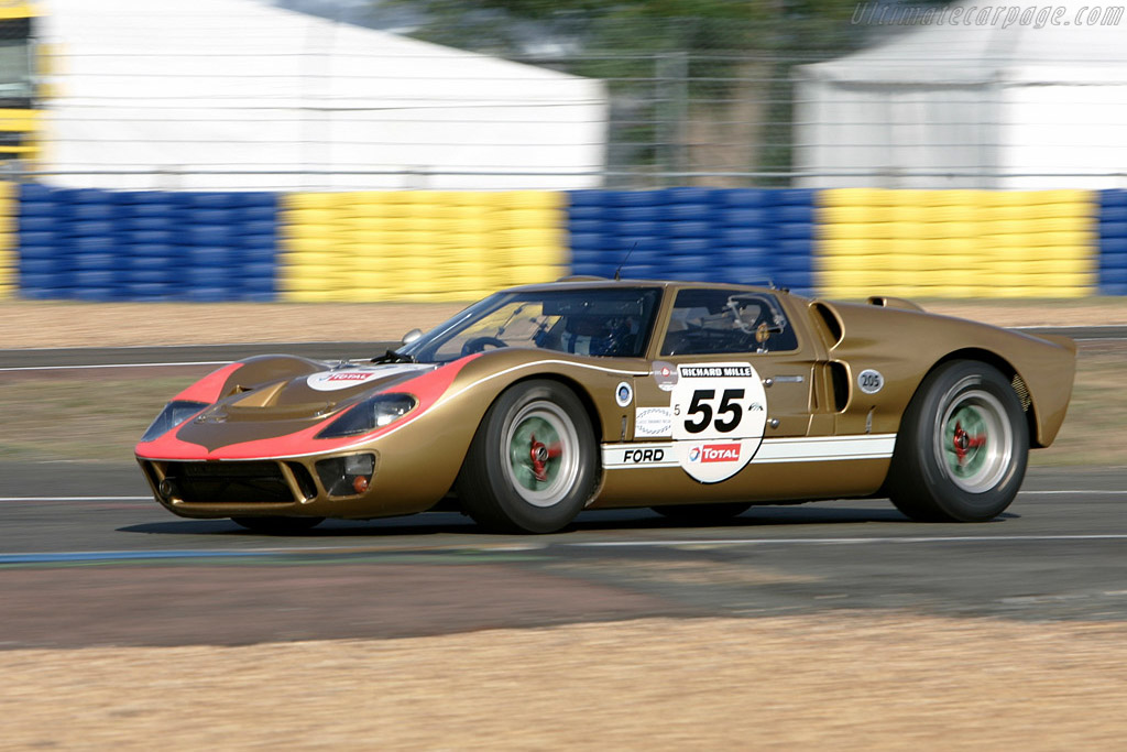 Ford GT40 Mk II - Chassis: GT40P/1016   - 2008 Le Mans Classic