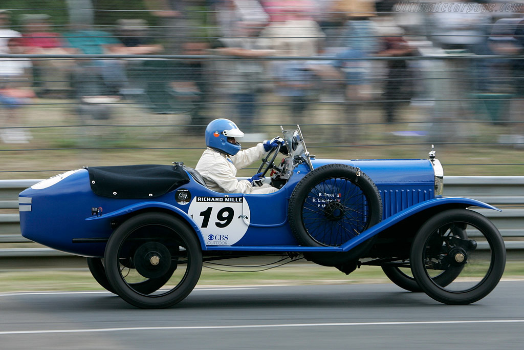 Ford Montier Special    - 2008 Le Mans Classic