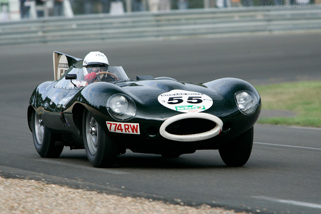 Jaguar D-Type - Chassis: XKD 505   - 2008 Le Mans Classic