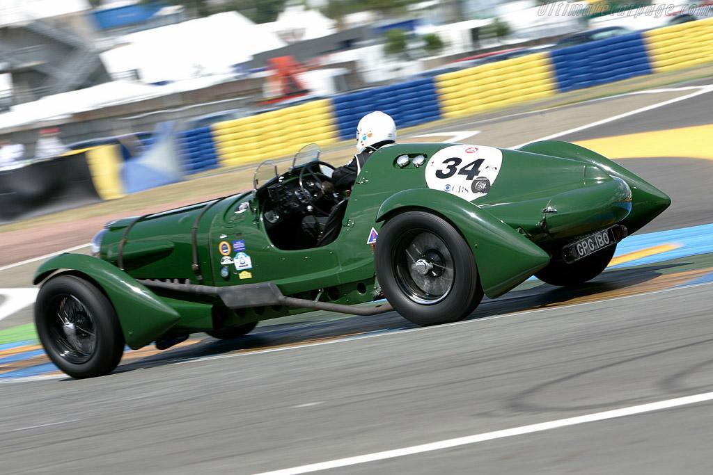 Lagonda V12 Le Mans - Chassis: 16020   - 2008 Le Mans Classic