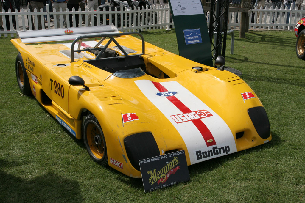 Lola T280 Cosworth - Chassis: HU1   - 2008 Le Mans Classic