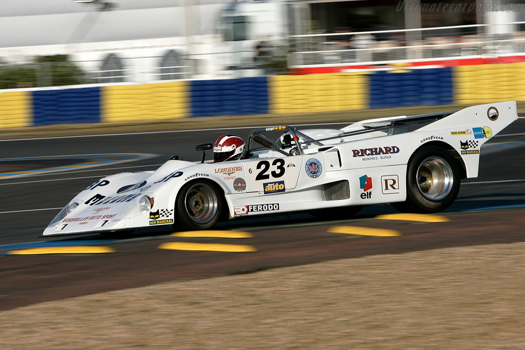 Lola T286 - Chassis: HU7   - 2008 Le Mans Classic