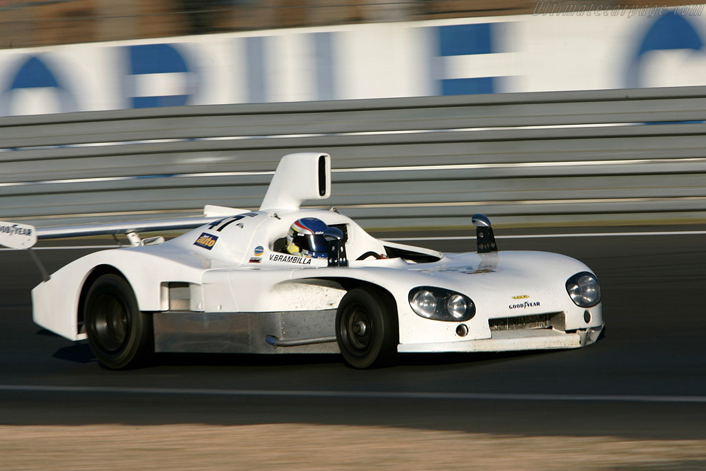 Lola T380 - Chassis: HU2   - 2008 Le Mans Classic