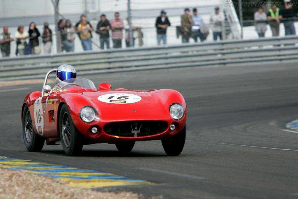 Maserati 150 S - Chassis: 1657   - 2008 Le Mans Classic