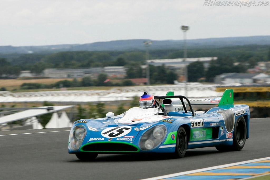 Matra MS660    - 2008 Le Mans Classic