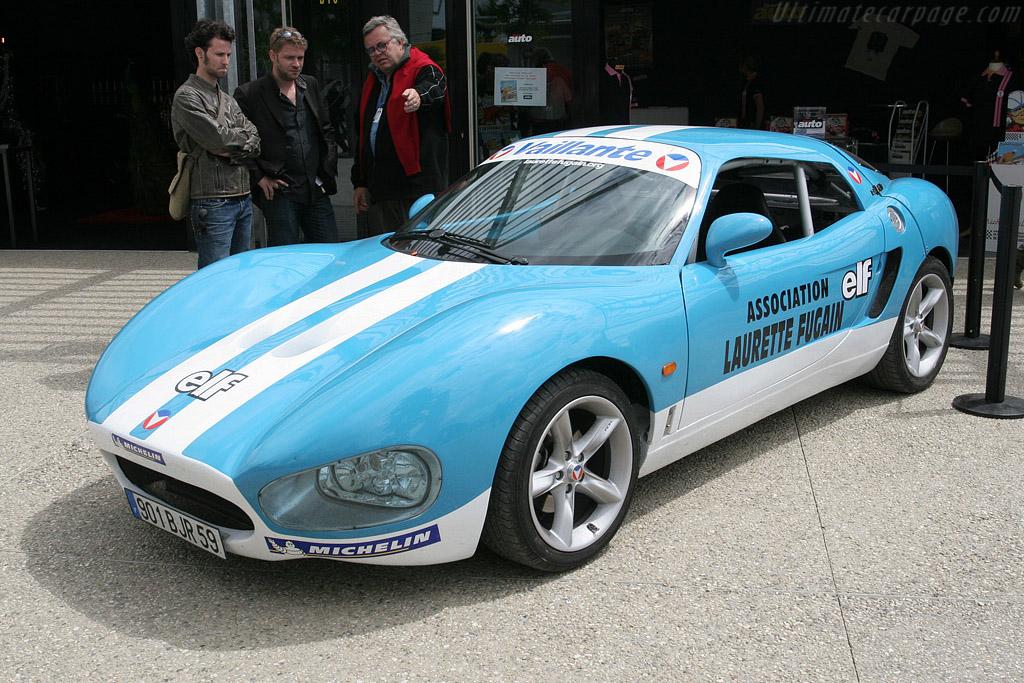 Michel Vaillant    - 2008 Le Mans Classic