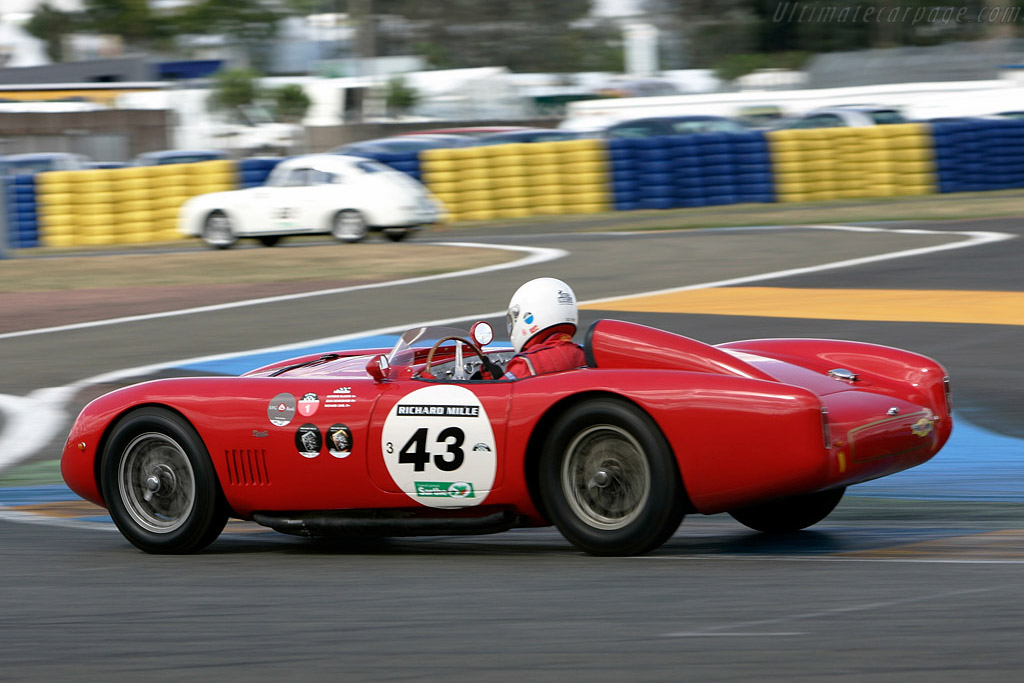 OSCA MT4 TN 1500 S - Chassis: 1185   - 2008 Le Mans Classic