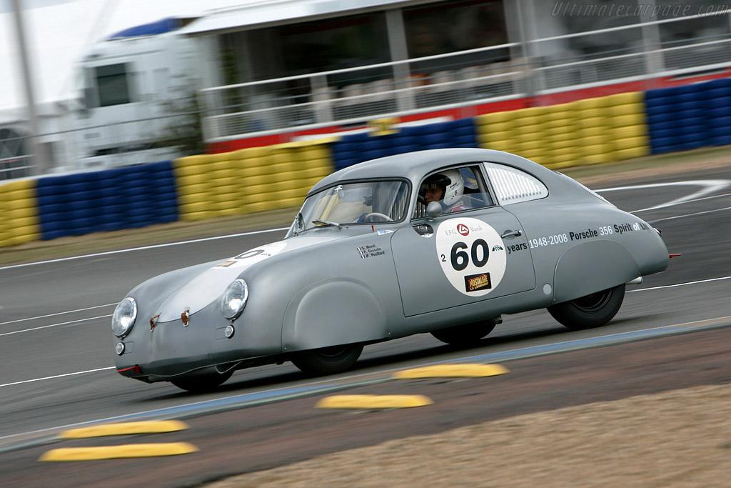 Porsche 356    - 2008 Le Mans Classic