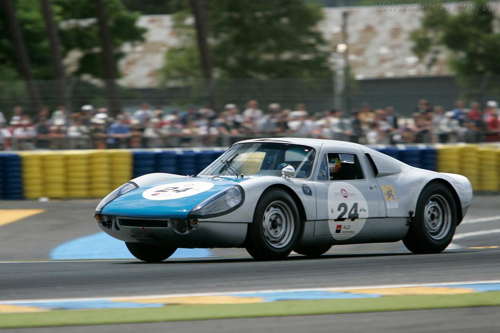 Porsche 904/6 - Chassis: 906-001   - 2008 Le Mans Classic