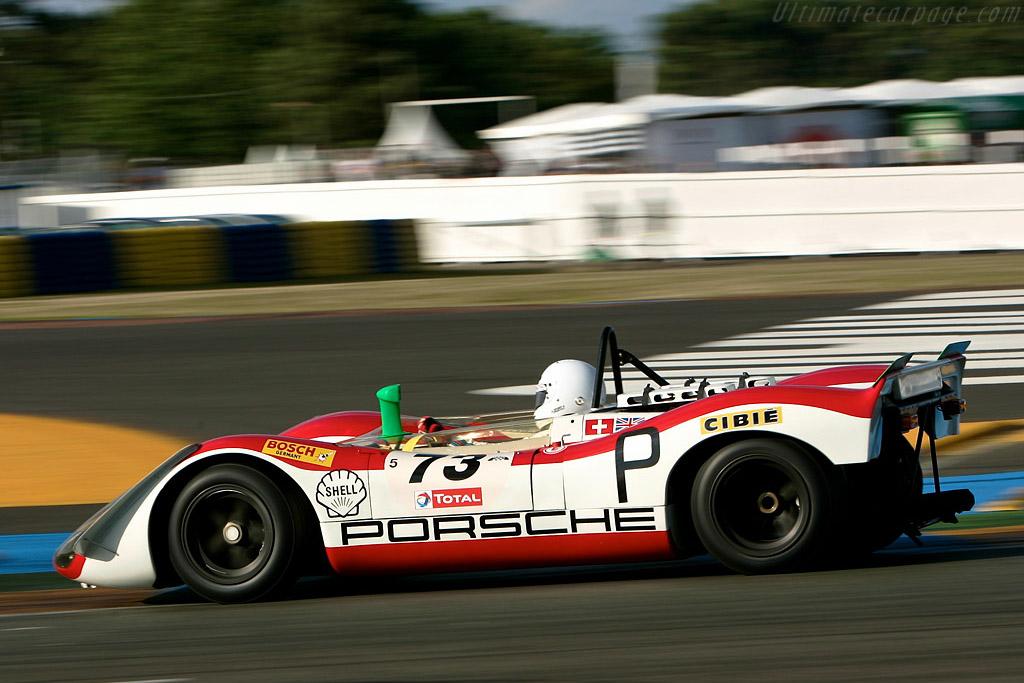 Porsche 908/2 Spider    - 2008 Le Mans Classic