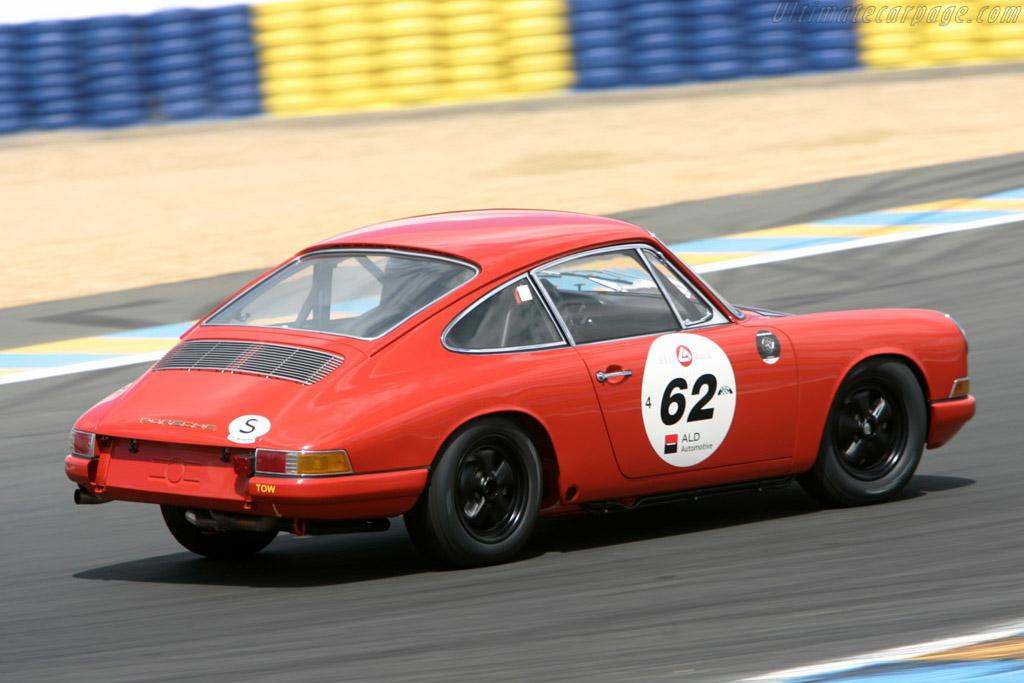 Porsche 911    - 2008 Le Mans Classic