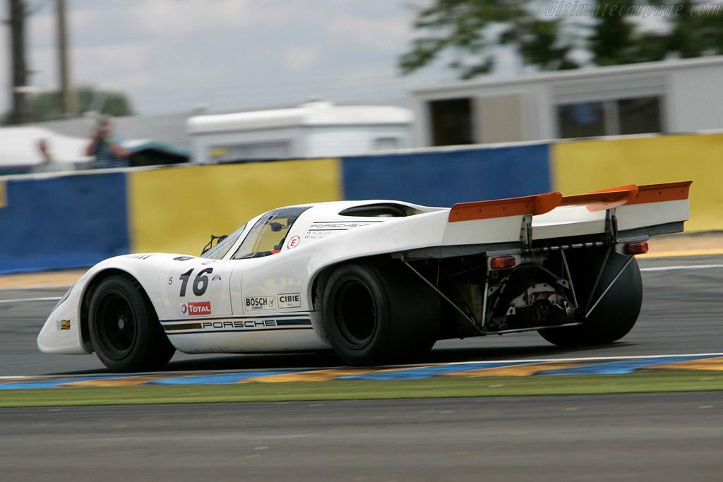 Porsche 917 - Chassis: 917-036   - 2008 Le Mans Classic