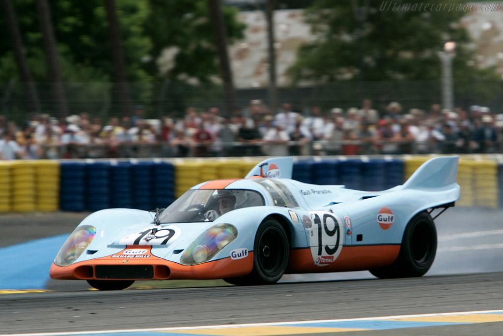 Porsche 917 - Chassis: 917-026   - 2008 Le Mans Classic