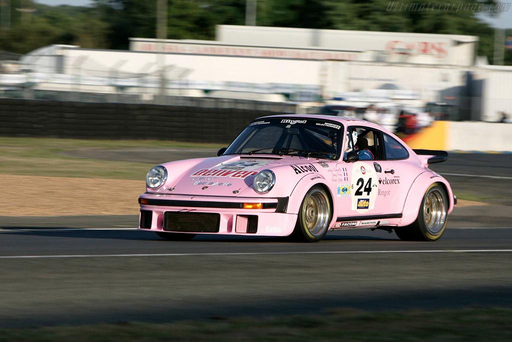 Porsche 934 - Chassis: 930 670 0177   - 2008 Le Mans Classic