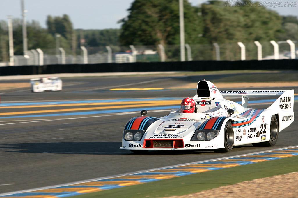 Porsche 936 - Chassis: 936-004   - 2008 Le Mans Classic