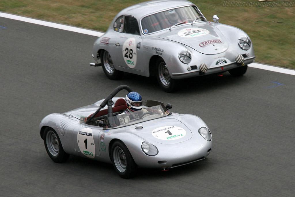 Porsche RS 61 - Chassis: 718-076   - 2008 Le Mans Classic