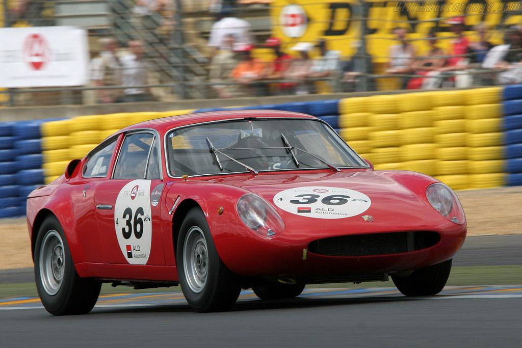 Simca Abarth 1300    - 2008 Le Mans Classic