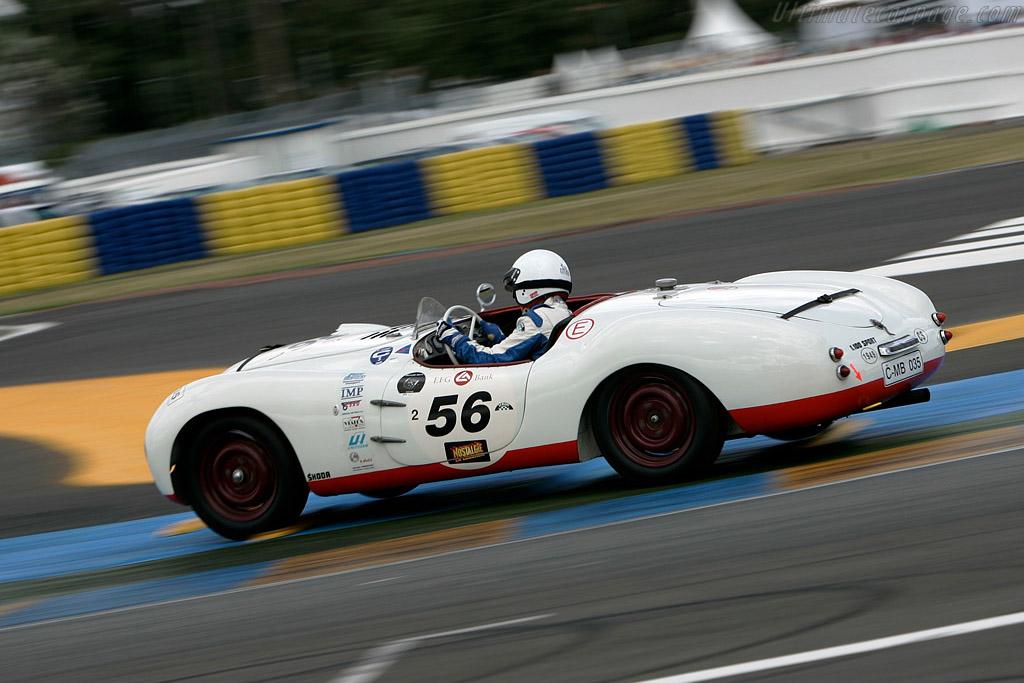 Skoda Sport    - 2008 Le Mans Classic