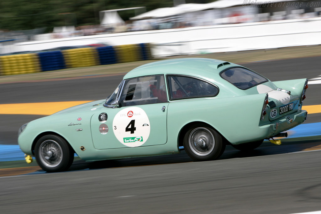 Sunbeam Alpine Coupe    - 2008 Le Mans Classic