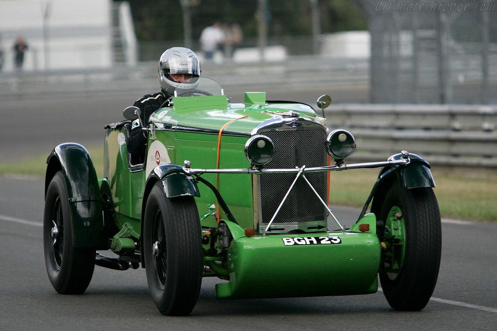 Talbot 105    - 2008 Le Mans Classic