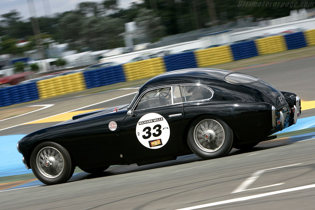 Talbot Lago T26 GS Oblin Coupe    - 2008 Le Mans Classic