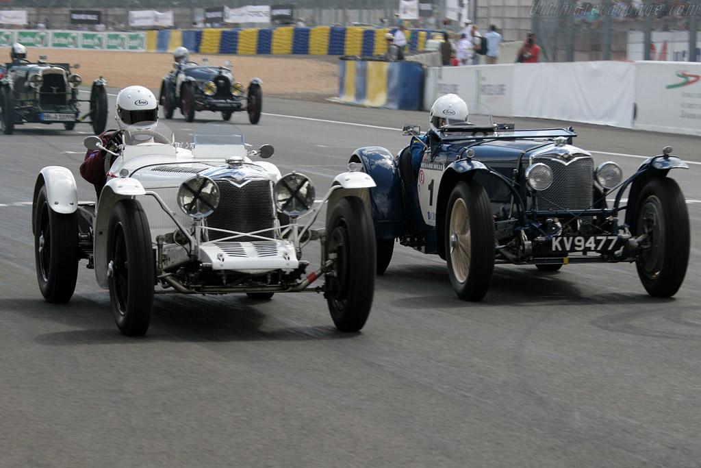 Two Rileys    - 2008 Le Mans Classic
