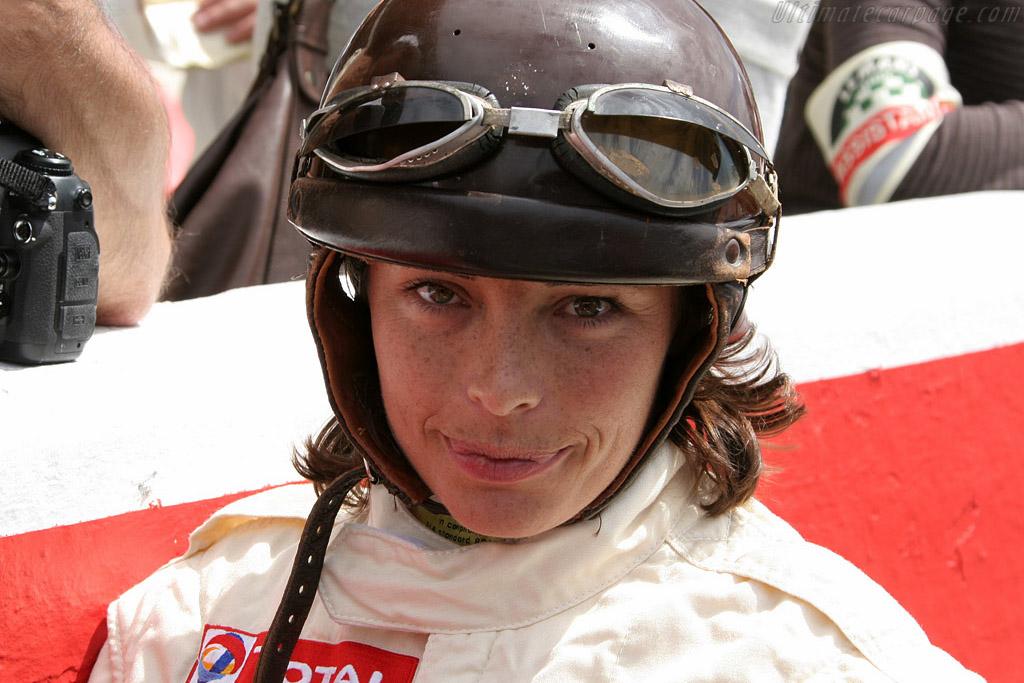 Vanina Ickx    - 2008 Le Mans Classic