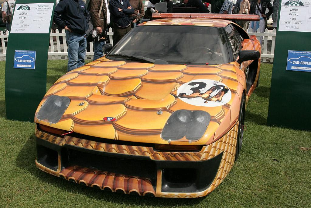 Venturi 600 LM    - 2008 Le Mans Classic